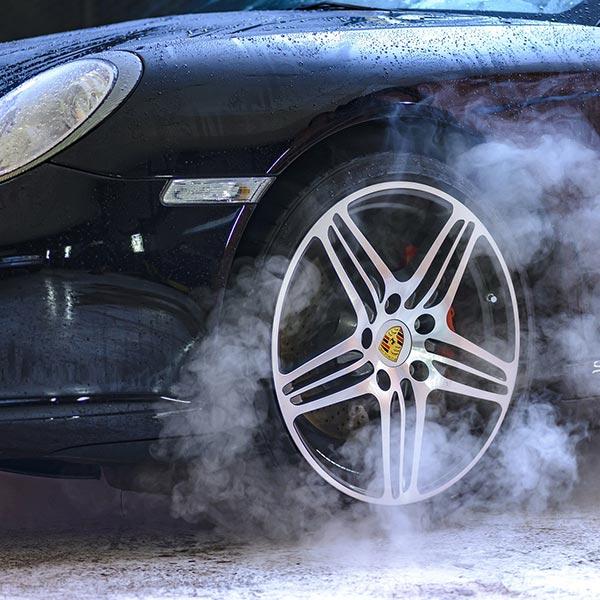 Autoaufbereiter Reinigung
