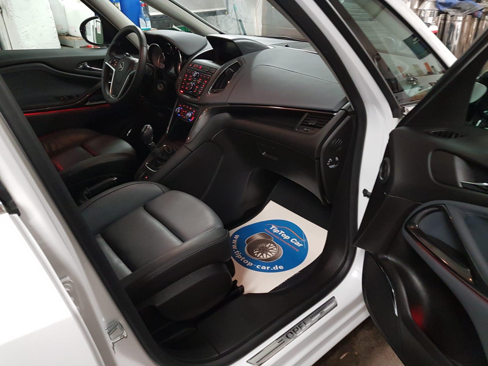 Leasing Auto Aufbereitung
