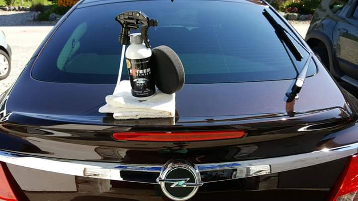 Langzeitschutz Lack Auto