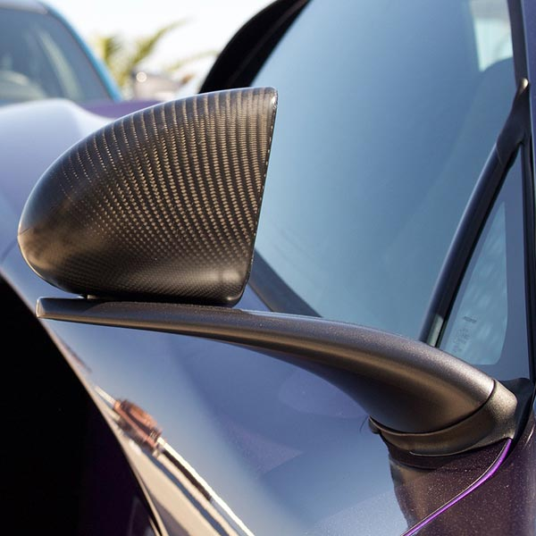 Versiegelung Auto Carbon