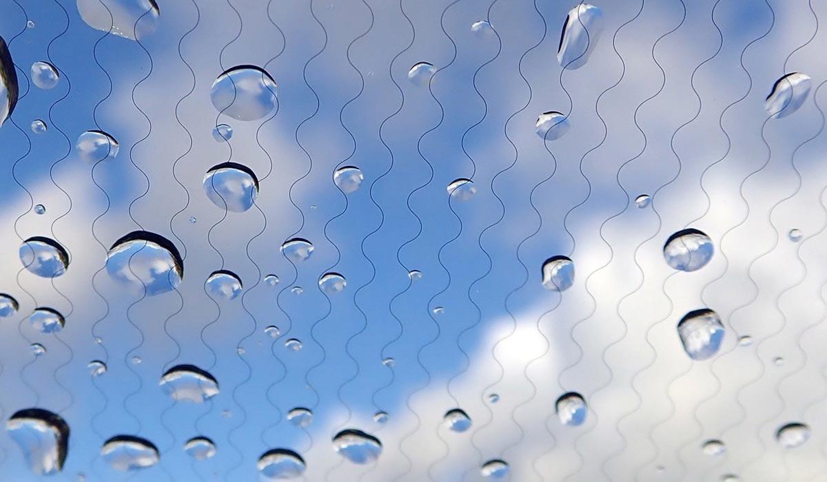 Versiegelung Auto Scheiben